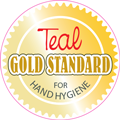 Gold standard for hand washing
