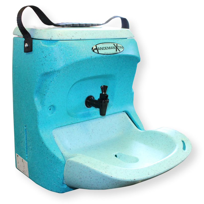 Self Contained Portable Hand Wash Sink Hot Water